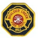 New Boulder Creek Fire Department Website